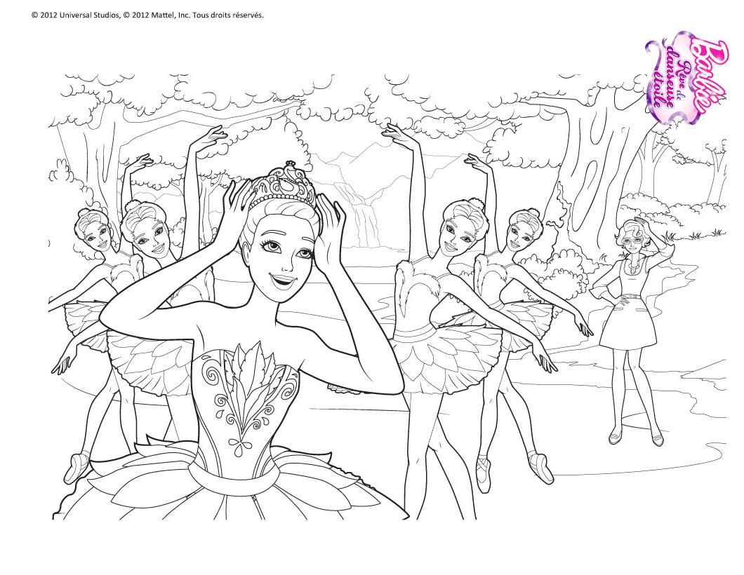 смотреть онлайн барби. балерина в розовых пуантах